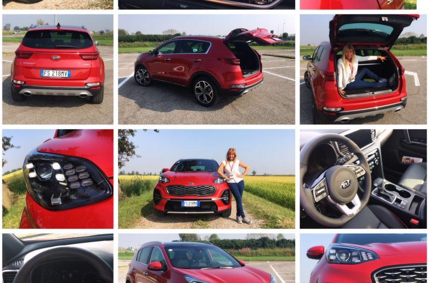 New Kia Sportage 2019 She Motori